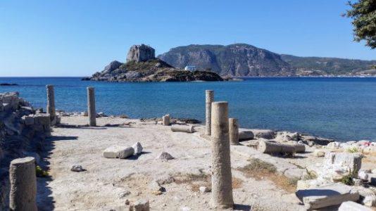 Le rovine di Santo Stefano