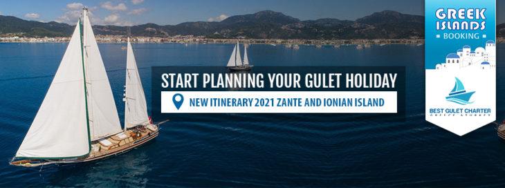 Vacanza in barca 2021