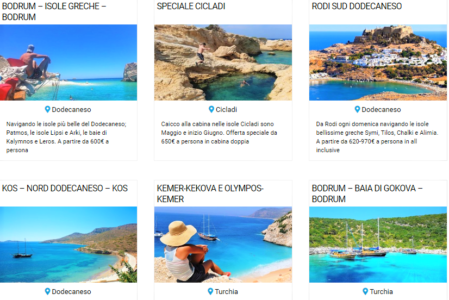 SPECIAL OFFERS GULET CRUISES